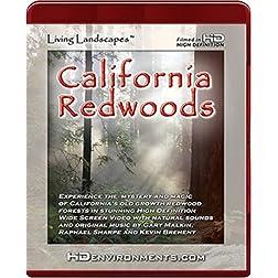 Living Landscapes: California Redwoods [HD DVD]
