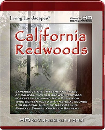 Living Landscapes: California Redwoods [HD DVD]