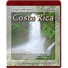 Living Landscapes HD Costa Rica (HD DVD Version)