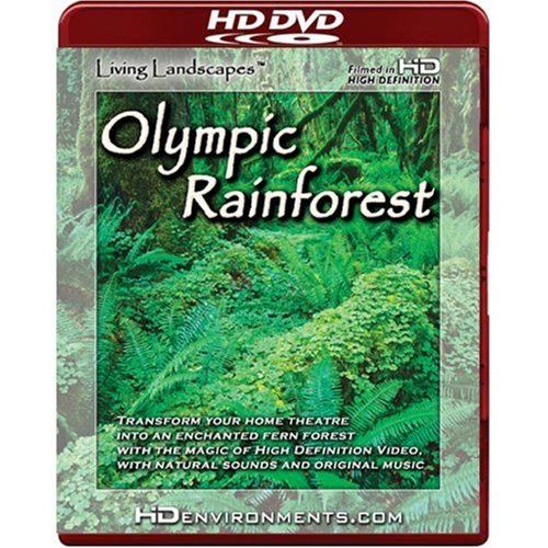 Living Landscapes: Olympic Rainforest [HD DVD]