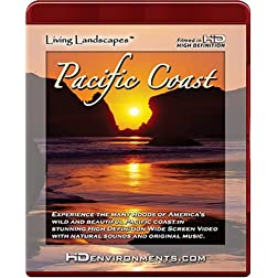 Living Landscapes: HD Pacific Coast [HD DVD]