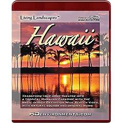 Living Landscapes HD Hawaii (HD DVD Version)