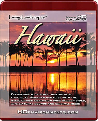 Living Landscapes HD Hawaii (HD DVD Version)
