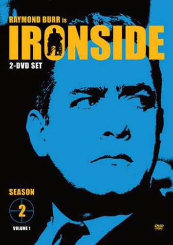 Ironside: Season 2, Vol. 1