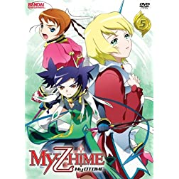 My-Hime Z: My-Otome, Vol. 5