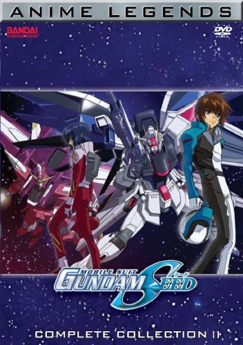 Mobile Suit GUNDAM SEED: Anime Legends Collection, Vol. 2