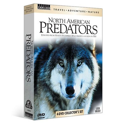 T.A.N.: North American Predators