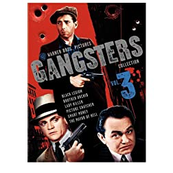 Warner Gangsters Collection, Vol. 3 (Smart Money / Picture Snatcher / The Mayor of Hell / Lady Killer / Black Legion / Brother Orchid)