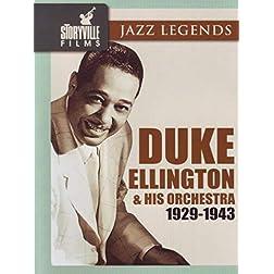 Duke Ellington & His Orchestra 1929-1943
