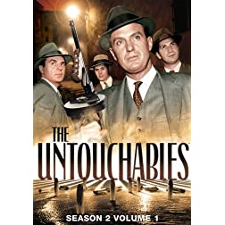 The Untouchables - Season Two, Vol. 1