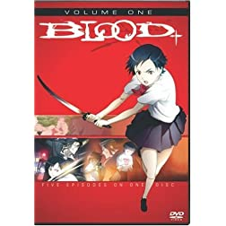 Blood+: Volume One