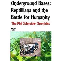 Underground Bases, Reptilians and the Battle for Humanity