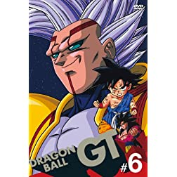Vol. 6-Dragon Ball Gt