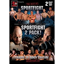 Maximum MMA Presents: Sportfight - Evolution