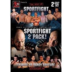 Maximum MMA Presents: Sportfight - Evolution