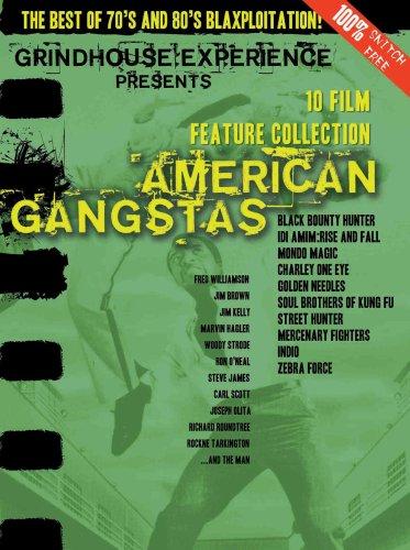 Grindhouse Experience: American Gangstas (3pc)