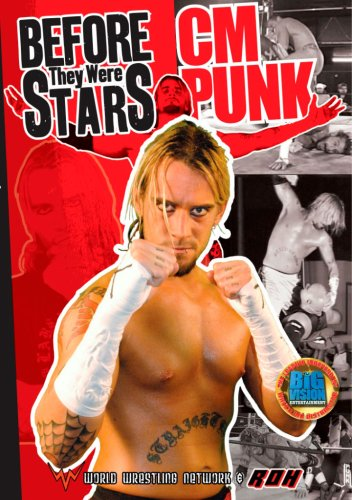 Before They Were Wrestling Stars: CM Punk