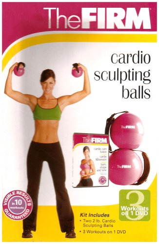 The Firm - Cardio Sculpting Balls Kit