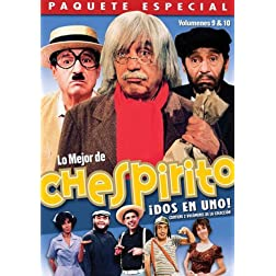 Lo Mejor de Chespirito, Vol. 9 y 10