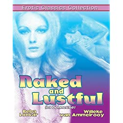 Naked and Lustful (Aka La Donneuse)