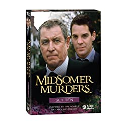 Midsomer Murders, Set 10