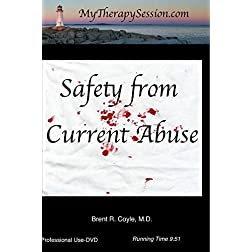 Safety From Current Abuse-Professional Use DVD Copy*
