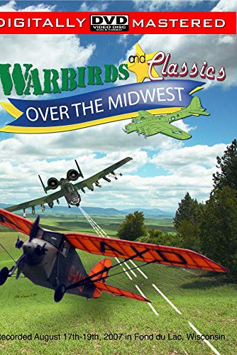 Warbirds and Classics Over the Midwest