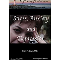 Stress, Anxiety, and Depression-Individual Use DVD Copy*