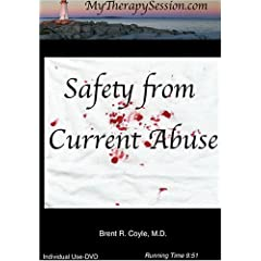 Safety From Current Abuse-Individual Use DVD Copy*