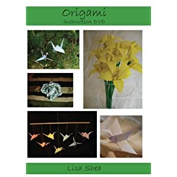Origami Instruction DVD by Lisa Shea