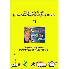 Children's Music Interactive Preschool Song Videos #1