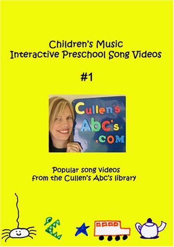 Children's Music Interactive Preschool Song Videos #1
