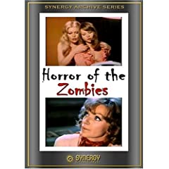 Horror Of The Zombies