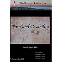 Pain, Disability and New Medical Problems-Professional Use DVD Copy*