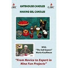 Making Gel Candles