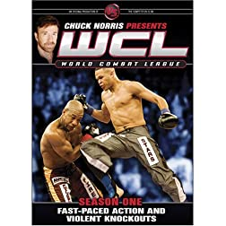 Chuck Norris Presents: World Combat League - Season One