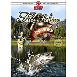 Fly Fishing The World (2-Disc Set)