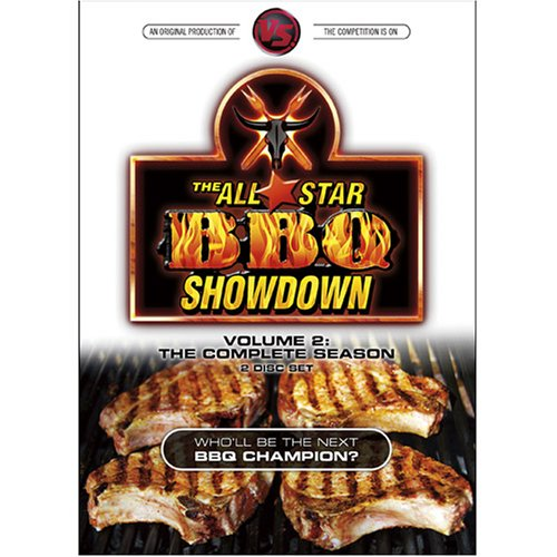 The All-Star BBQ Showdown: Volume 2 - The Complete Season (2-Disc Set)