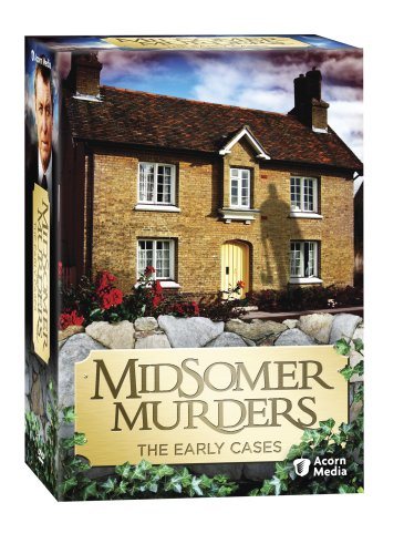 Midsomer Murders - The Early Cases Collection