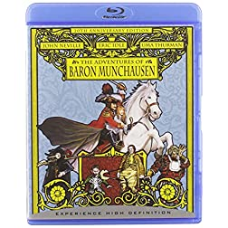 The Adventures of Baron Munchausen [Blu-ray]