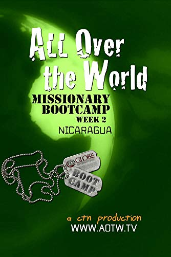 All Over the World: Missionary Bookcamp Week 2