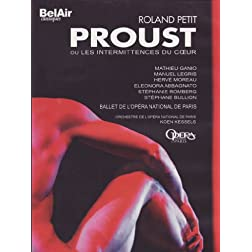 Roland Petit: Proust [DVD Video]