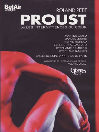 Roland Petit: Proust [DVD Video]