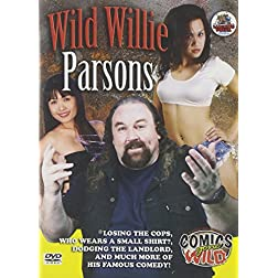 Willie Parsons: Comics Gone Wild