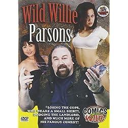 Willie Parsons: Comics Gone Wild