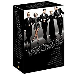 Classic Musicals from the Dream Factory, Vol. 3 (Hit the Deck/Deep in My Heart/Kismet/Nancy Goes to Rio/Two Weeks with Love/Broadway Melody of 1936/Broadway Melody of 1938/Born to Dance/Lady Be Good)