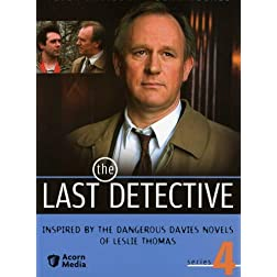 The Last Detective - Series 4