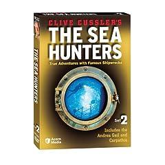 Clive Cussler's Sea Hunters - Set 2