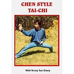 Chen Style Tai-Chi