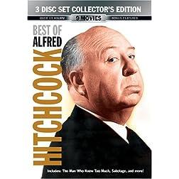 Hitchcock's Finest